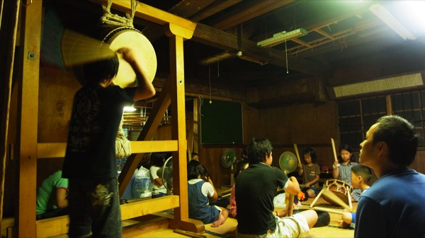 南房総市富浦祭礼練習風景10
