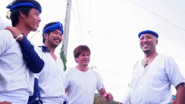 南房総 富浦 多々良地区 神輿祭り06