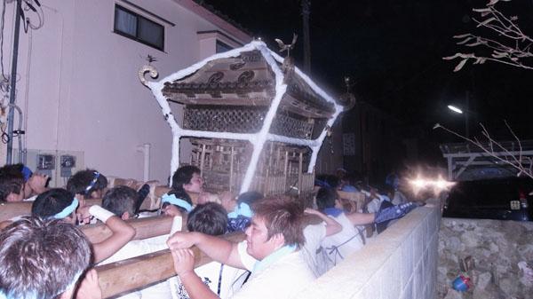 南房総 富浦 多々良地区 神輿祭り12