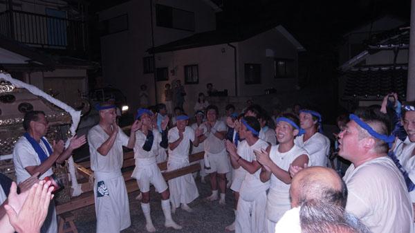 南房総 富浦 多々良地区 神輿祭り16