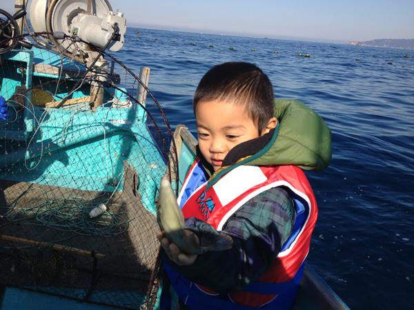 カワハギ漁03