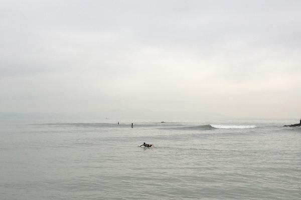 富浦でサーフィン